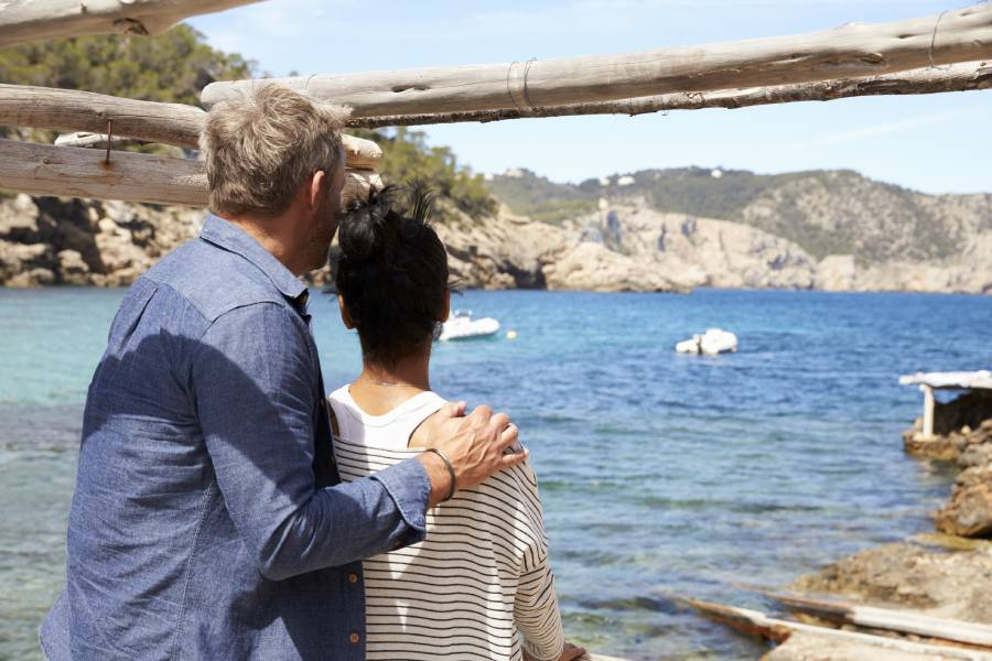 En Ibiza encontramos uno de los lugares más relajantes de España