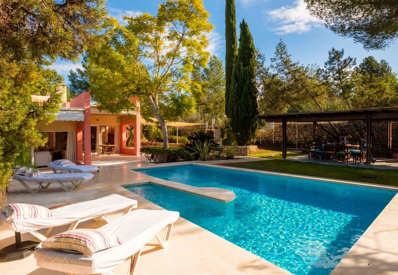Vacation home Can Jaume Curt
