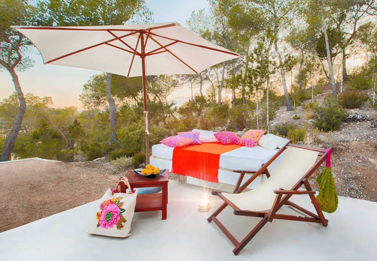 Cozy house in Ibiza special for couples